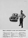 Vw-käfer Anzeige 1968