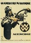 Wanderer Werbung 1920 Audi Automobile