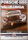 Porsche Postkarte - 6 Stunden Von Vallelunga 1976