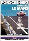 Porsche Postkarte - 24 Stunden Von Le Mans 1976