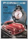Porsche Postkarte - Erfolge In Agadir Und Palm Beach 1955