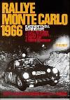 Porsche Postkarte - Monte Carlo Ralley 1966