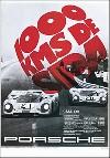 Porsche Postkarte - 1000 Km Spa 1971