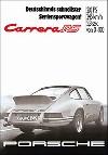 Porsche Postkarte - Porsche Carrera